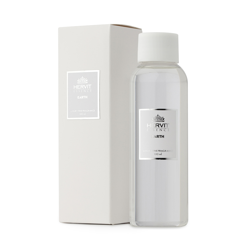 Ricarica per profumambiente fragranza earth blooms hervit mis. 100 ml.