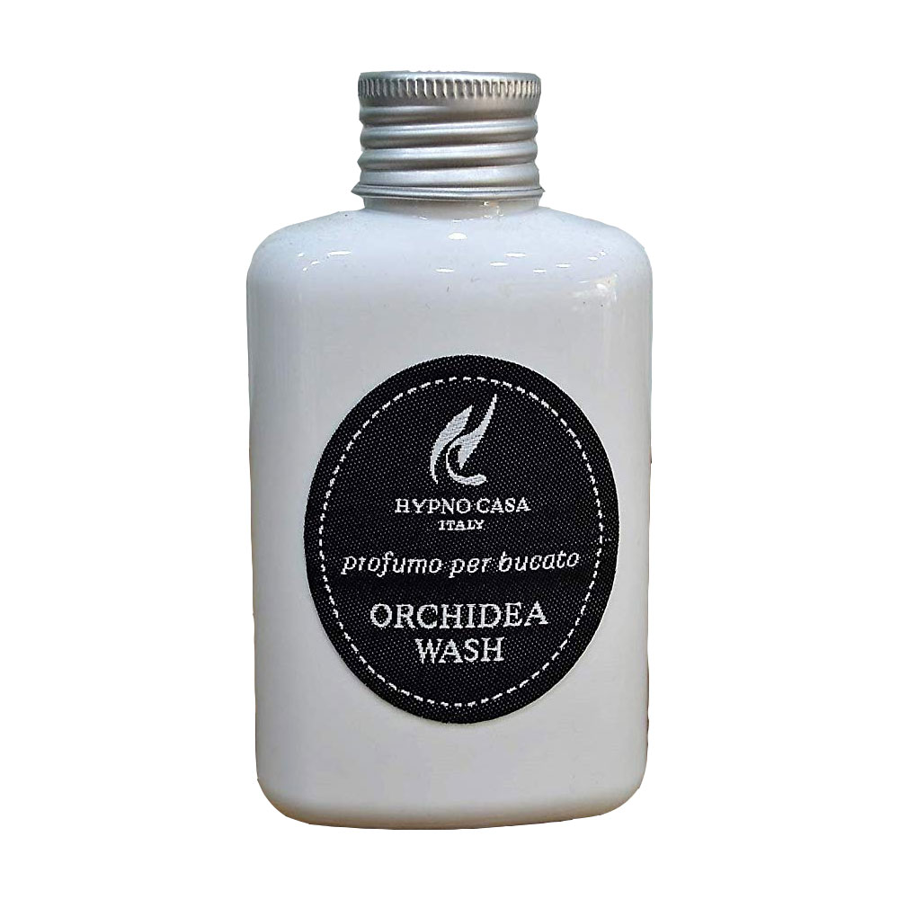 Profumo concentrato per bucato orchidea wash (nero) 100 ml.