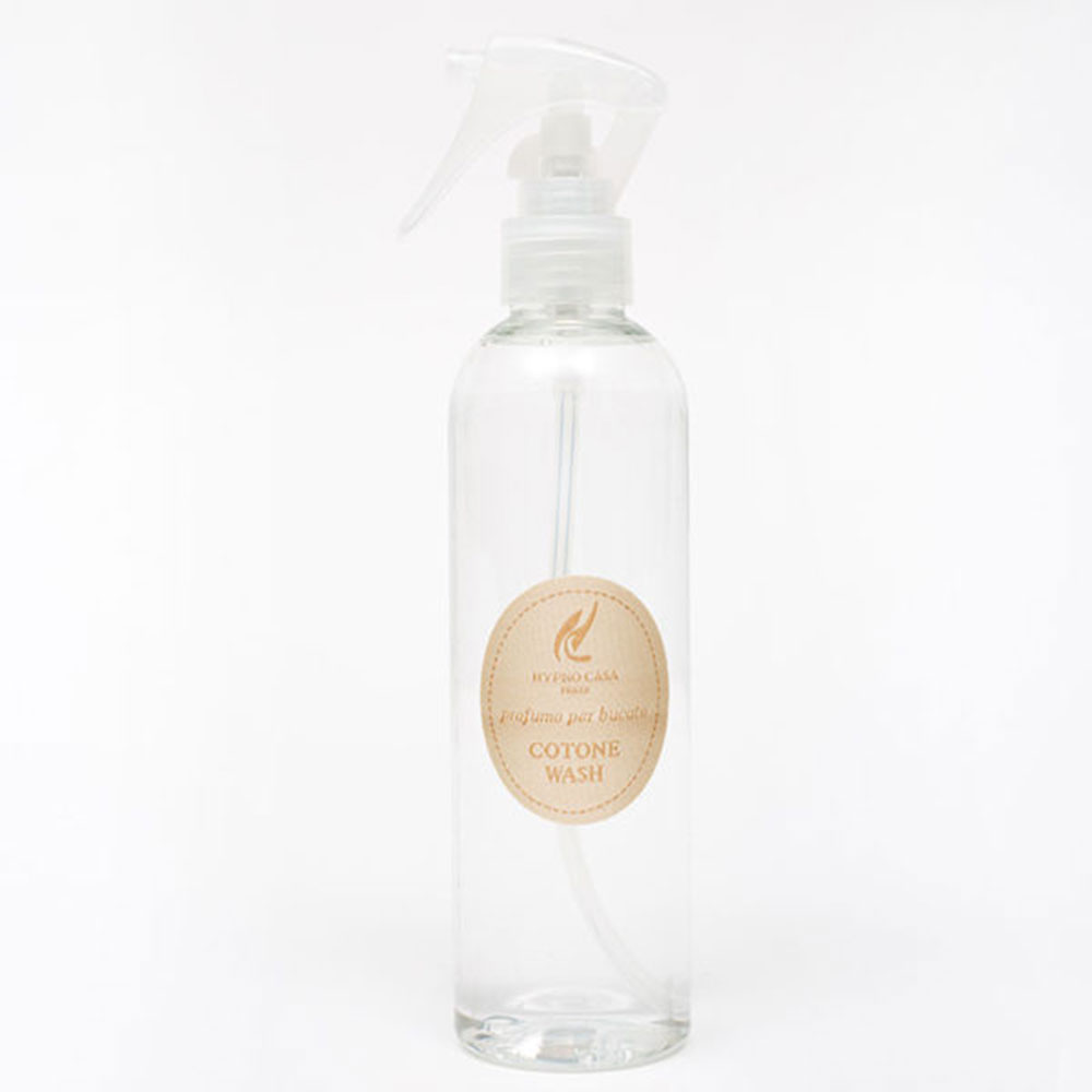 Spray per tessuto cotone wash hypno casa 250 ml.