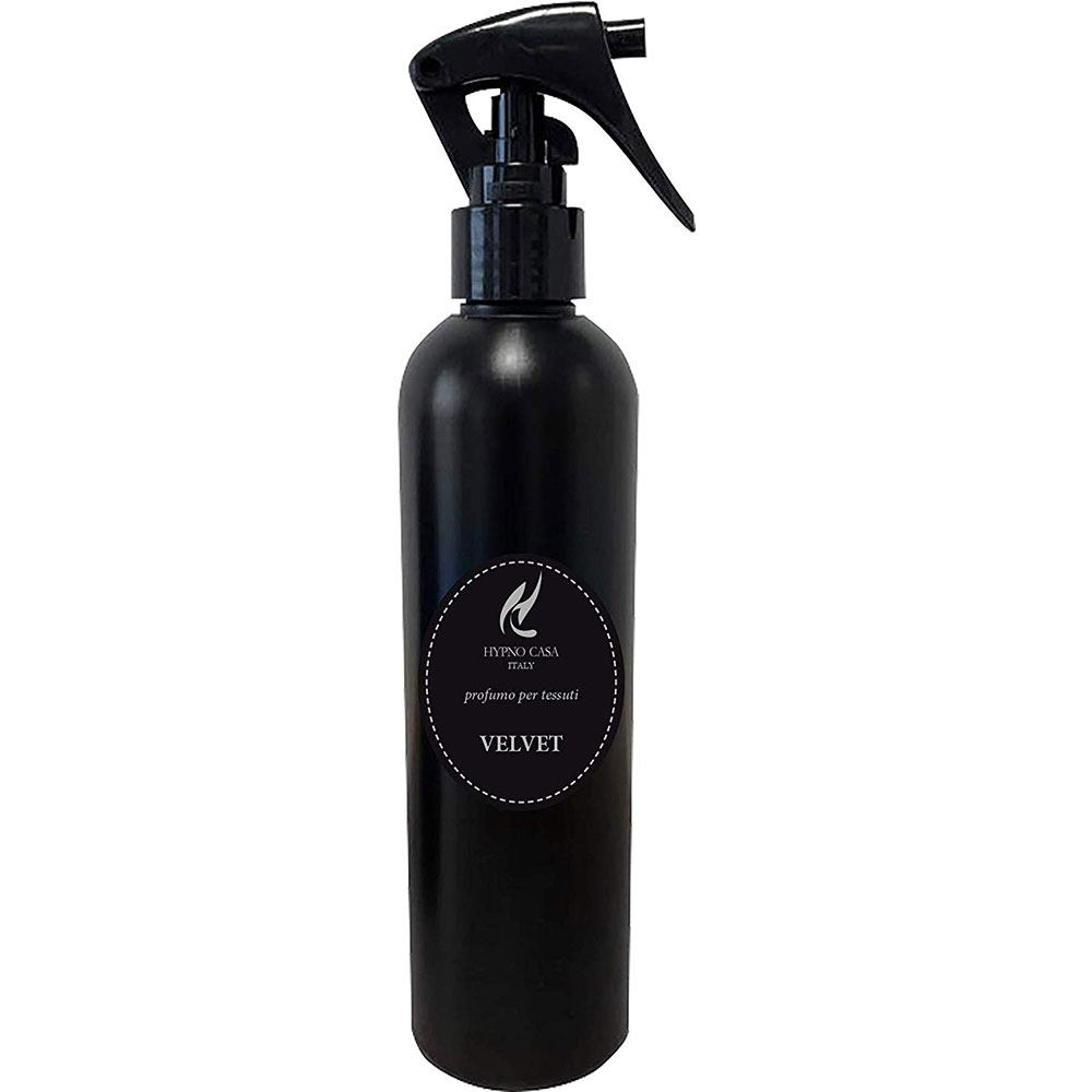 Spray per tessuto velvet hypno casa luxury laundry 250 ml..