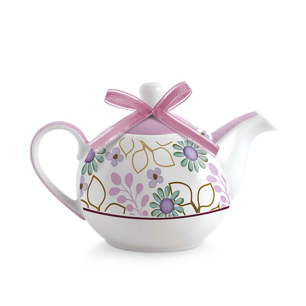 Teiera rosa egan linea tea for two .