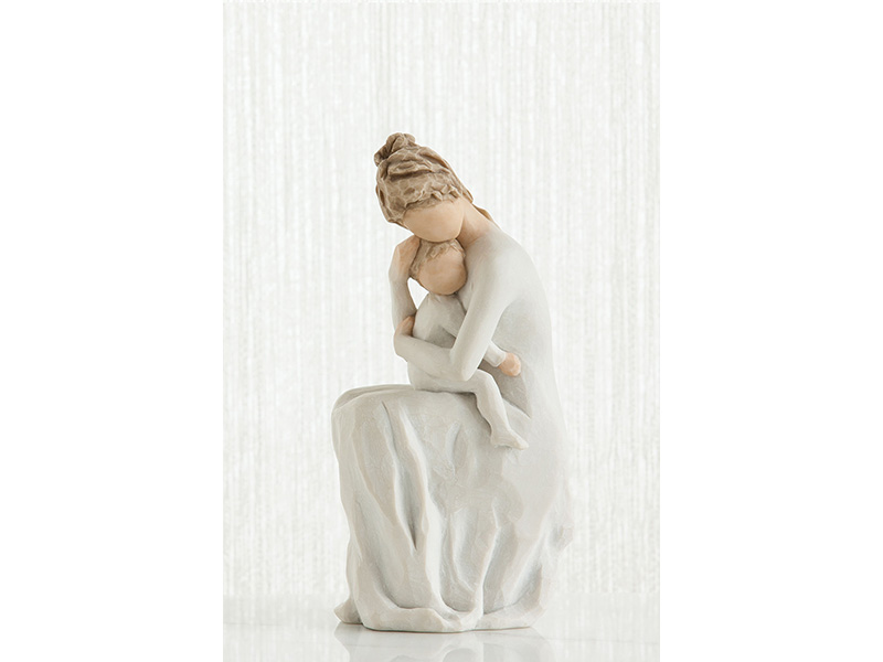 Statuina per sempre willow tree mis. 8x6,5x17,5(h) cm.