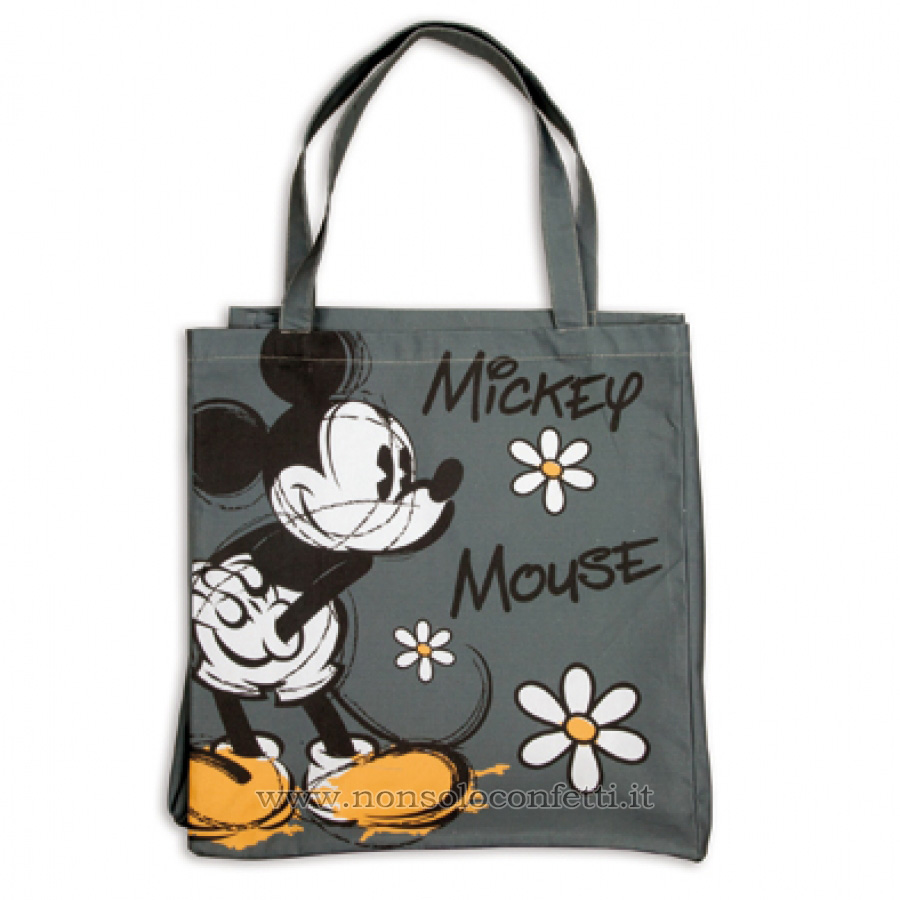 Shopper bag mickey mouse egan.